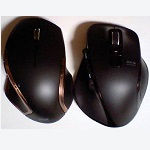 ワイヤレスマウス 400-MA062のレビュー