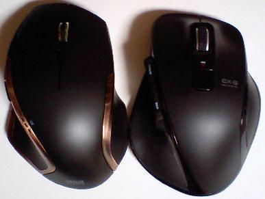 400-MA062とM-XG2DBの比較写真