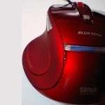 ブルーLED有線マウスMA-118Hのレビュー