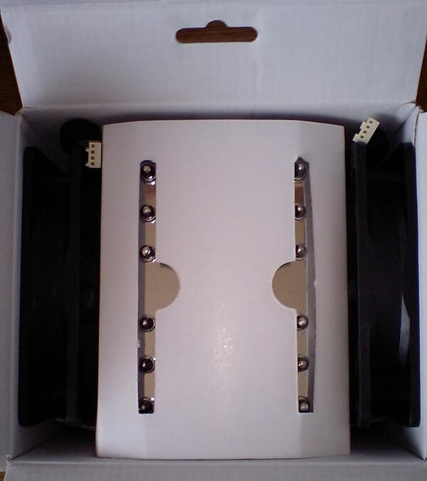 風魔が入った箱の写真