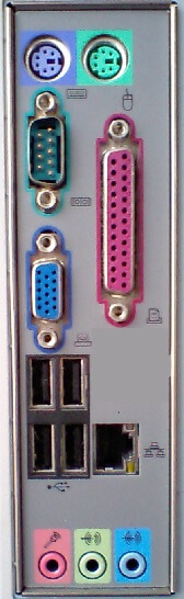 equiumのioバックパネルの写真